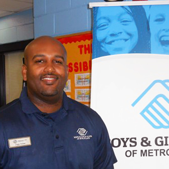 BGCMA Director Ziggy Asfaw photo